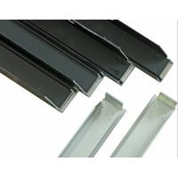 Quality Silvery Alloy Mounting Aluminum Solar Panel Frame High Accuracy for sale