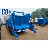 Quality SINOTRUK 30T Hork Arm Garbage Truck Collection Trash Compactor Truck Euro2 336hp 10 Tires for sale