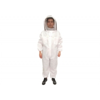 Quality Economy Type Beekeeping Protective Clothing With Pencing Vail for sale