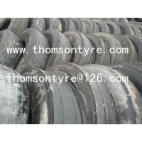 China used truck tire casings, 11R22.5, 12R22.5, 295/80R22.5, 315/80R22.5... on sale