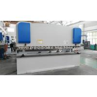 Quality 2 Axes Sheet Metal Cutting And Bending MachineNC 4.5KW Servo Motor Drive for sale