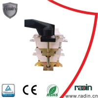 125A-1600A Manual Transfer Switch Changover Load Isolator CCC RoHS Approved