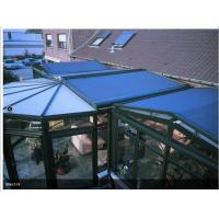 Quality Remote motor control conservatory awning, aluminium high quality for conservatory awnings for sale