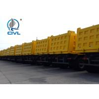 Quality 70 TON Mining Dump Truck  For Harsh Environments Heavy Duty Dumpper  EURO II ZF8198 for sale
