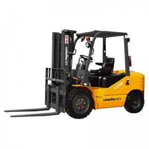Quality Lonking Industrial Forklift Trucks / Used Forklift Lifting Forklift Engine Type for sale