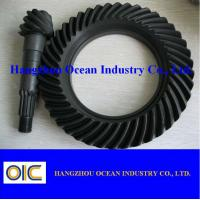 Quality Pinion Gear Transmission Spare Parts Carbon steel With Bright Surface for sale