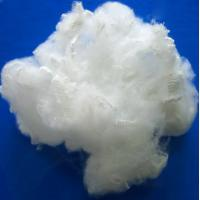 Quality Raw White PSF Polyester Staple Fiber For Spinning And Non - Woven Fabric for sale