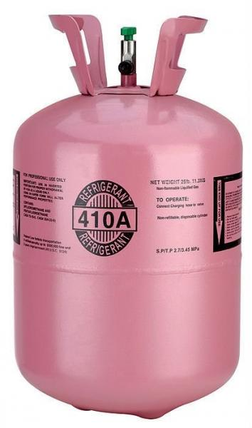 Buy Refrigerant R410 replacement for r22 & r502 gas cylinder price for air conditioner at wholesale prices