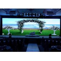Quality Aluminum LED Advertising Display , Small LED Display 1010 LED Chip 400mm Wide for sale