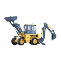 Quality Multi Functional XCMG Construction Machinery / XCMG Backhoe Loader for sale
