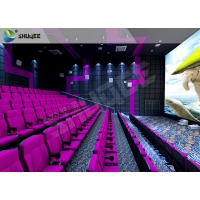 Quality SHUQEE Easy Install Low Maintence Red Sound Vibration Chairs for sale