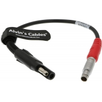 Quality Alvin's Cables Topcon GPS Charger Power Cable End LITE PRO GA GB Plus GR3 GR5 SAE2 for sale