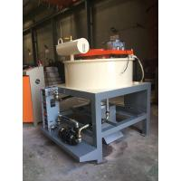 Buy cheap Single Cylinder Dry Magnetic Separator / Roller Type Magnetic Separator from wholesalers