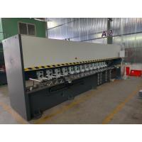 Buy cheap Special Sheet Metal CNC V Grooving Machine 4 Axis Length Stainless Steel from wholesalers