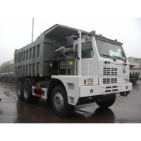 Quality Q235 Material Heavy Duty Dump Truck Mining Dump Truck Mining Heavy Tipper Truck With 70Tons for sale