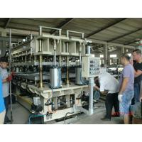 Quality UV Resistance Plastic Sheet Extrusion Line For PC Polycarbonate Sunshine Roof Panel for sale