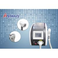 Quality 500w Multifunction Laser Tattoo Removal Machine 1- 6hz 130mm Screen for sale