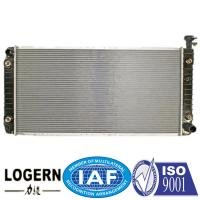Quality Dpi 2713 Chevy Aluminum Radiator , 2003 Chevy Express Radiator Replacement for sale