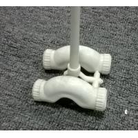 China plastic short cross brideg PP-R pipe fitting mould with good quality on sale