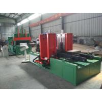 Buy cheap 1600mm Corrugated Band Former Corrugated Fin Forming Machine Transformer Tank from wholesalers