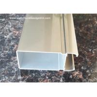 Quality 6m Normal length Aluminium Extrusion Profiles For Washroom Door for sale