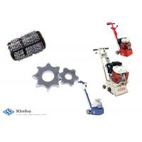Quality 6 Star  TCT Scarifier Cutters SASE SC10E  SPS8 Concrete Planers Milling Tool for sale