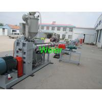 Buy cheap Drip Irrigation Pipe LDPE / HDPE Pipe Extrusion Line , 1000 - 1100kg/h from wholesalers