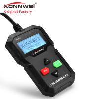 Quality Universal Diagnostic Vehicle Computer Scanner KW590 Computer Obd2 Scanner for sale