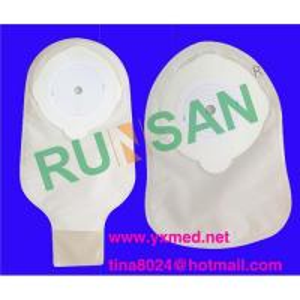 China One-piece colostomy bag(hydrocolloid adhesive) FDA on sale
