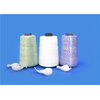 Quality 100% Polyester Needing Bag Closing Thread Without Knots For Laminated Rice Sacks 12s/4 for sale