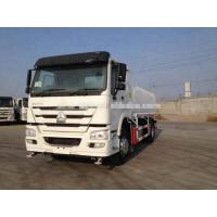 Quality Hot Sale  HOWO 6*4 10wheeler spraying vehicle 20m3 water tank truck for sale