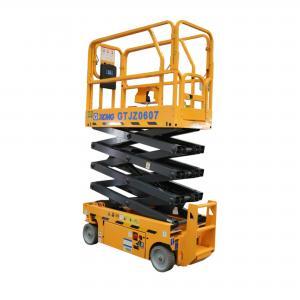 Quality Aerial Work Platform Telescopic Boom Crane 6m Scissor Lift GTJZ0607 for sale