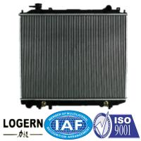 Quality Compact Structure MAZDA Car Radiator For Proceed Marvie 96-99 Mt 26mm for sale