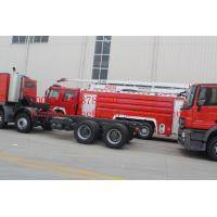 Quality SINOTRUK Fire Fighting Trucks HOWO 4x2 6m3 With Foam Tank  EURO2/3/4 for sale