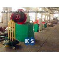 Buy cheap High efficiency PVC Coating Machine for Making PVC Coated Gabion Baskets / Cages from wholesalers