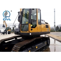 Quality New 30ton Large Hydraulic Crawler Excavator 1.6m3 Bucket Capacity Yellow Color for sale