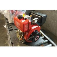 China Light Weight Single Cylinder Diesel Engine , Single Cylinder Marine Engine on sale