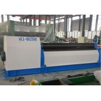 Quality Sheet Mechanical Plate Rolling Machine / 3 Roll Bending Machine For Sale for sale