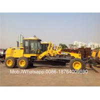 Quality GR215 215HP 16500kg Mini Motor Graders Tractor Road Ripper Xcmg for sale