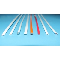 Quality Profiled 0.45mm Plastic Coated Bendable Wire Bendable Metal For Crafts for sale