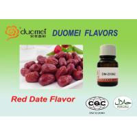 Buy cheap Pop Red Date Food Flavoring Extracts Flavoring Dairy Flavors Colorless To Light from wholesalers
