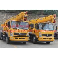 Quality XCMG QY30K5-I Weichai Engine 40.4m Lifting Truck Mounted Crane 30 Ton Load Capacity for sale