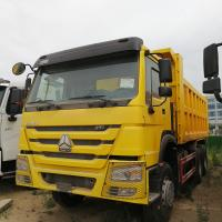 Quality Sinotruck Howo 6*4 6x4 30ton Hydraulic Cylinder Dump Truck Tipper for sale