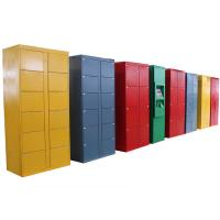 Quality Waterpark / Ocean Park Luggage Lockers Device Rental with 15 inch Touch Screen Pinpad for sale