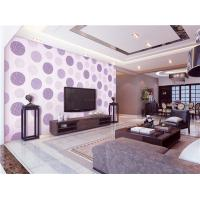 Quality 70cm width high quality fireproof,waterproof and mould proof  PVC vinyl wallpaper for sale