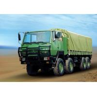 Quality Military 8x8 Heavy Cargo Trucks With EURO III Standard , OFF ROAD TRUCK for sale