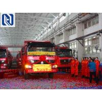 Quality 18M3 6x4 30T LHD Commercial Dump Truck SINOTRUK HOWO ZZ3257N3447A Single Berth For Mining for sale