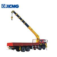 Quality XCMG SQ16ZK4Q Knuckle Boom Truck Mounted Crane High Speed 16 Ton for sale