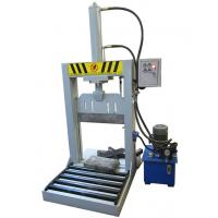 Buy cheap Single Blade Rubber Injection Moulding Machine With Hydraulic Control System from wholesalers