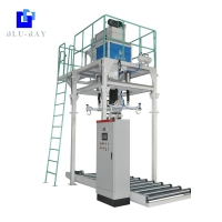 Quality Quartz Sand Tons Bag Packing Machine With Dust Remove Device for sale
